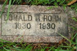 Donald Ray Horn