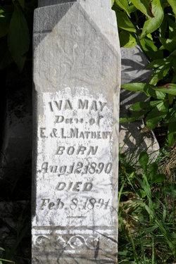 Iva May Matheny