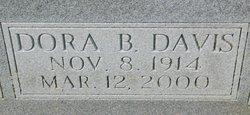 Dora B. <I>Davis</I> Stipes