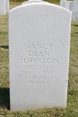 Nancy Dean <I>Brockett</I> Johnson