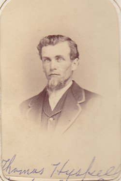 Thomas McGrath Hyskell