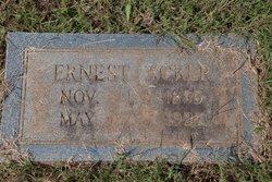 Ernest Acker