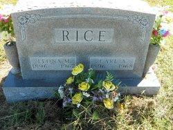 Earl August Rice