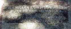 Franklin Dunwoody Aiken, Sr