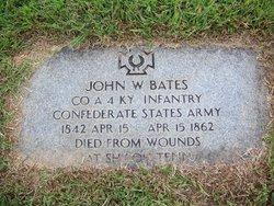 John Westley Bates