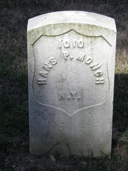 Pvt Hans Peter Monch