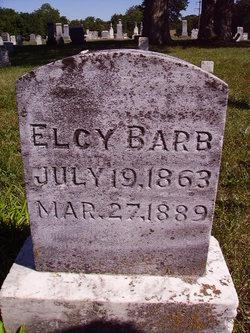 Elcy Barb