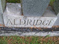 Maggie <I>Whitley</I> Aldridge