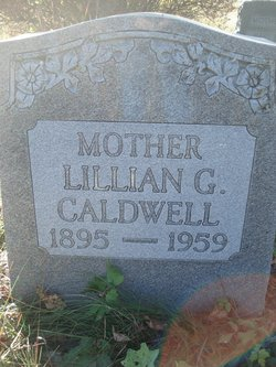 "Lillian Gertrude ""Lilly"" Caldwell"