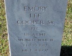Emory Lee Cooper, Sr