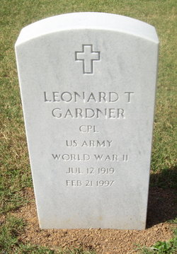 Leonard T Gardner
