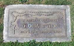 Gloria Thom