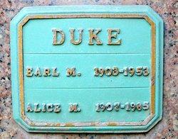 Earl McElwrath Duke
