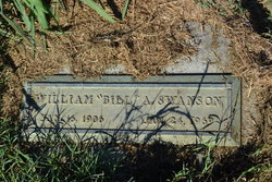 "William A ""Bill"" Swanson"