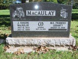 Joseph Eugene MacAulay