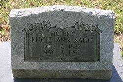 Lucie Ann <I>Hart</I> Sago