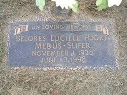 Delores Lucille <I>Foreman</I> Slifer