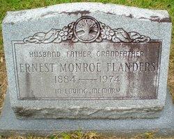 Ernest <I>Monroe</I> Flanders