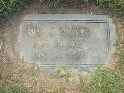 Elva Elizabeth <I>Schrum</I> Walker