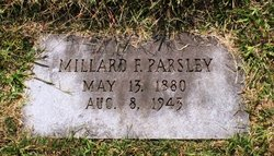 Millard Filmore Parsley