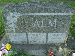 John S Alm