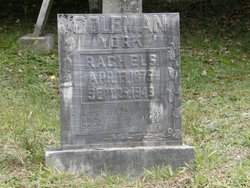 Rachel Martha <I>Smith</I> York