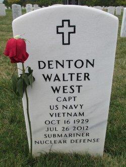 Denton Walter West