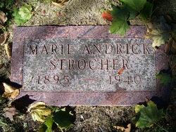 Grace Marie <I>Andrick</I> Strocher