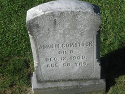 John Mazlorm Comstock