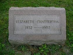 Elizabeth <I>Schuyler</I> Chatterton