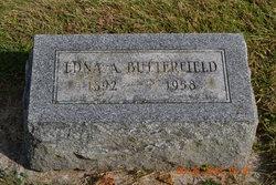 Edna A. <I>Bower</I> Butterfield