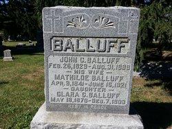 John C Balluff