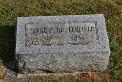Clare Burch Butterfield