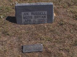 Joe Russell <I>Moss</I> Bryan