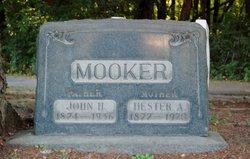 John H. Mooker