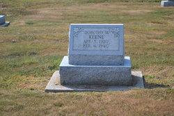Dorothy M. Keene