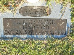 Luther Clyde Bradford