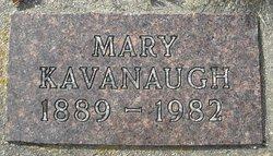 Mary Elizabeth <I>Arnold</I> Kavanaugh