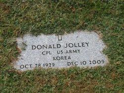 Donald Jolley