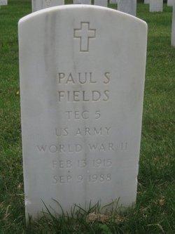 Paul Sylvester Fields