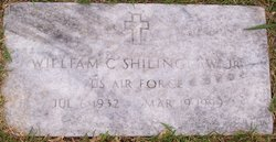 William Clarence Shillinglaw, Jr