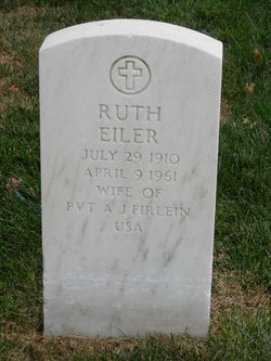 Ruth Eiler <I>Powell</I> Firlein