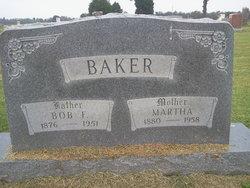Martha Ann <I>Rice</I> Baker