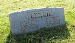 """Catherine """"Kate"""" <I>Hamilton</I> Lynch"""