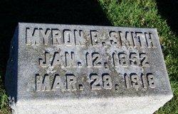 Myron B Smith