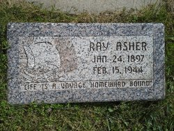 Ray Asher