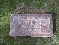 Robert Leon Asher