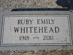 Ruby Emily Whitehead