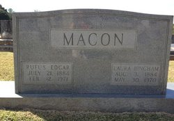 Rufus Edgar Macon