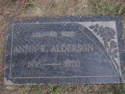 Anna Katherine Alderson